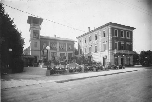 Casalecchio riqualificazione ex albergo pedretti avvio for Hotel casalecchio
